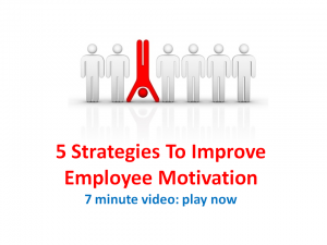 Boost Team Morale To Improve Performance